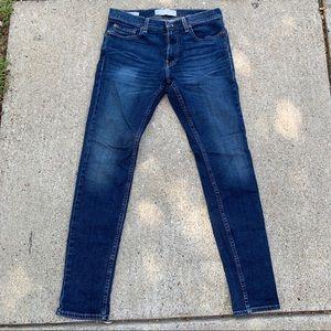Men's Dark Wash Jeans
